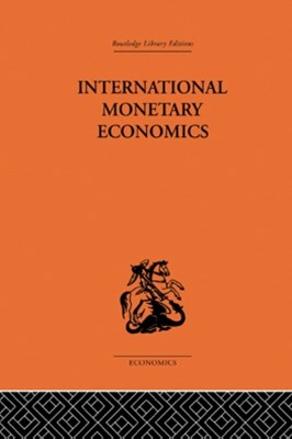 (ebook) International Monetary Economics