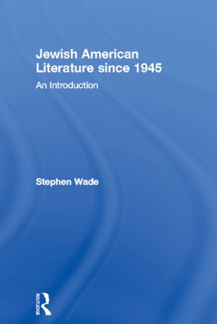 (ebook) Jewish American Literature since 1945