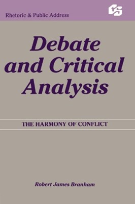 Debate and Critical Analysis