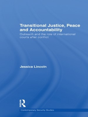 Transitional Justice, Peace and Accountability