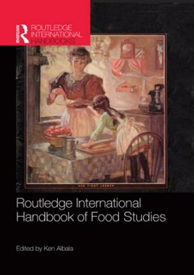 (ebook) Routledge International Handbook of Food Studies