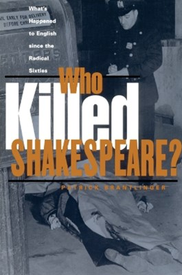 Who Killed Shakespeare