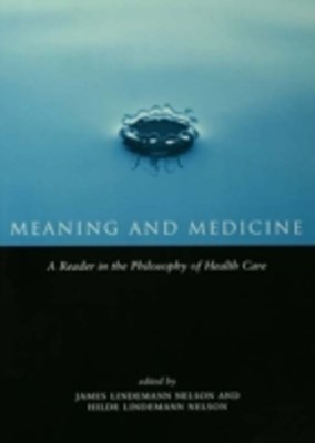 (ebook) Meaning and Medicine