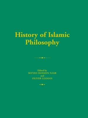 (ebook) History of Islamic Philosophy