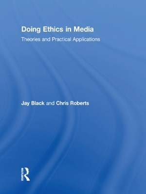 (ebook) Doing Ethics in Media