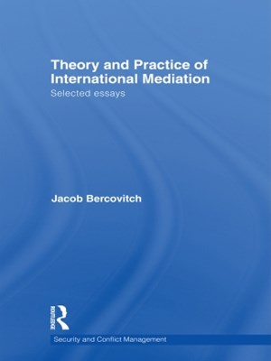 (ebook) Theory and Practice of International Mediation