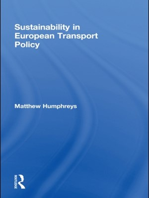 (ebook) Sustainability in European Transport Policy