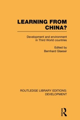 (ebook) Learning From China?