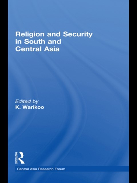 (ebook) Religion and Security in South and Central Asia
