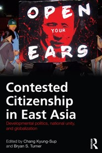 (ebook) Contested Citizenship in East Asia - Politics Political Issues