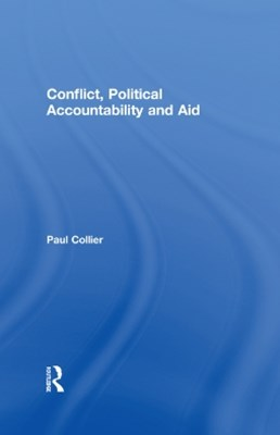 (ebook) Conflict, Political Accountability and Aid