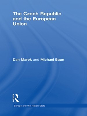 (ebook) The Czech Republic and the European Union
