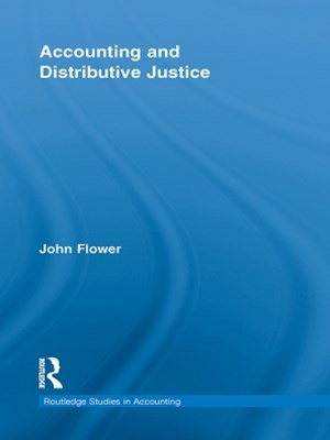 Accounting and Distributive Justice