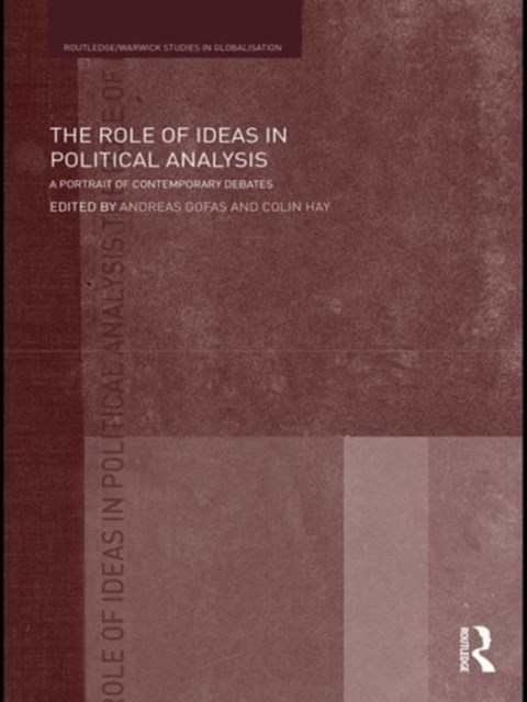 Role of Ideas in Political Analysis