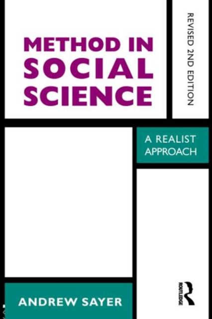 (ebook) Method in Social Science