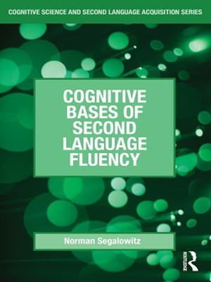 (ebook) Cognitive Bases of Second Language Fluency