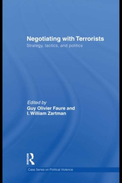 (ebook) Negotiating with Terrorists