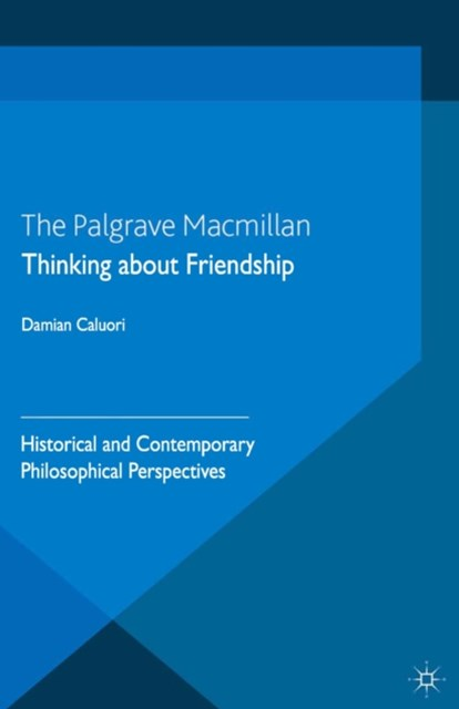 (ebook) Thinking about Friendship