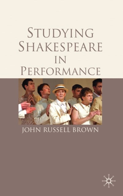 (ebook) Studying Shakespeare in Performance