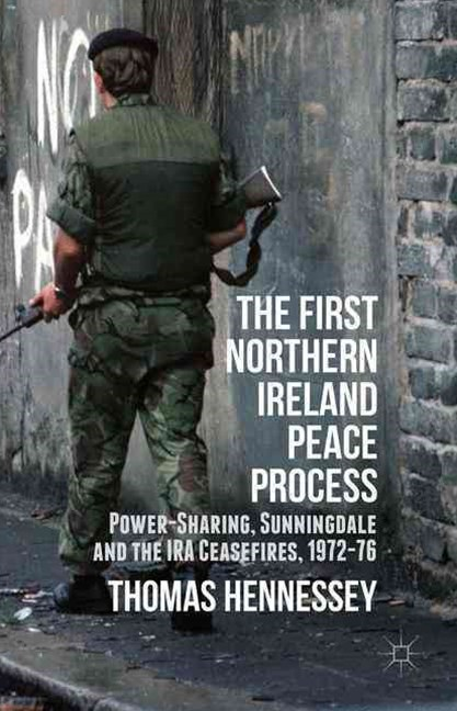 First Northern Ireland Peace Process