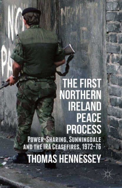 (ebook) First Northern Ireland Peace Process