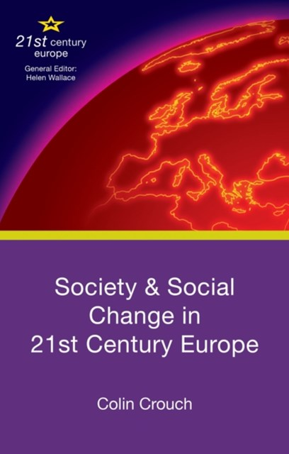 (ebook) Society and Social Change in 21st Century Europe