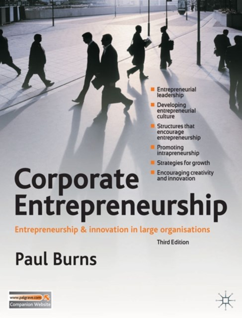 (ebook) Corporate Entrepreneurship