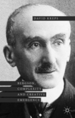 (ebook) Bergson, Complexity and Creative Emergence