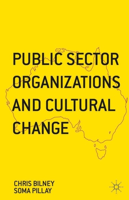 Public Sector Organizations and Cultural Change