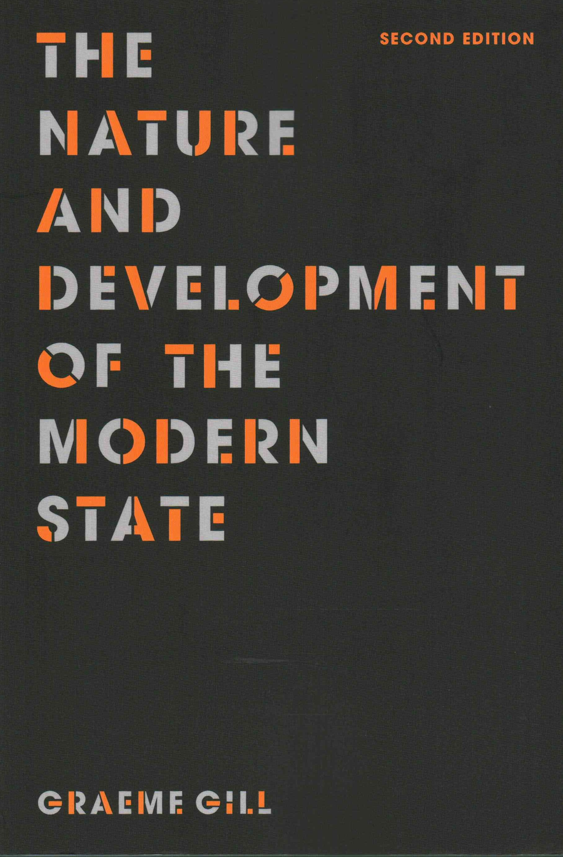 Nature and Development of the Modern State