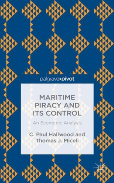 Maritime Piracy and its Control