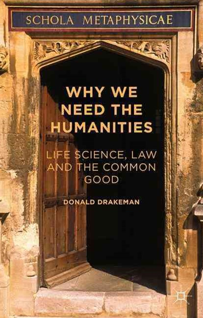 Why We Need the Humanities