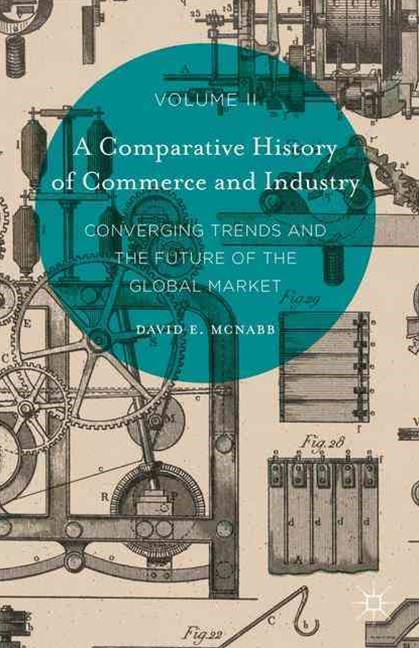 A Comparative History of Commerce and Industry, Volume II