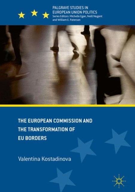 (ebook) European Commission and the Transformation of EU Borders