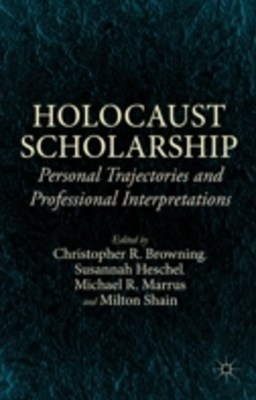 Holocaust Scholarship