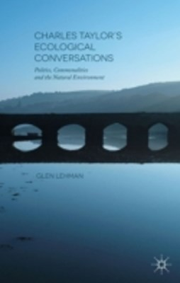 (ebook) Charles Taylor's Ecological Conversations