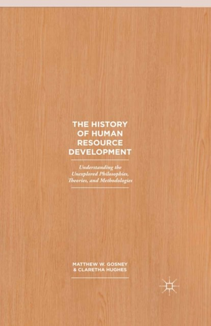 History of Human Resource Development
