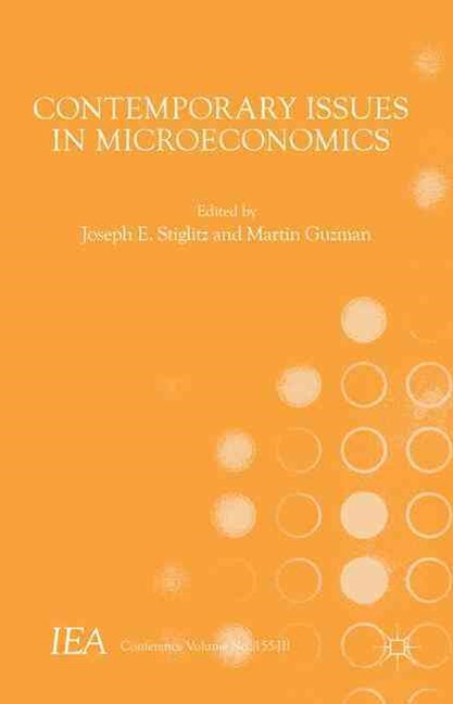 Contemporary Issues in Microeconomics