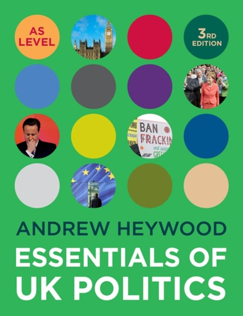 (ebook) Essentials of UK Politics