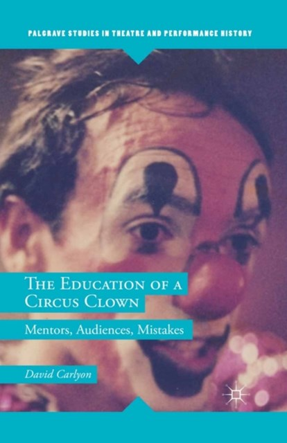 (ebook) Education of a Circus Clown