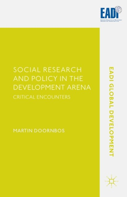 (ebook) Social Research and Policy in the Development Arena