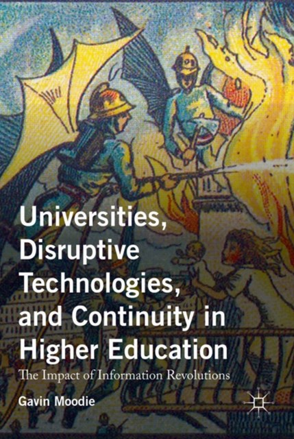 (ebook) Universities, Disruptive Technologies, and Continuity in Higher Education