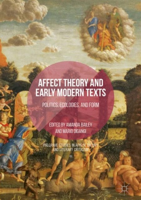 (ebook) Affect Theory and Early Modern Texts