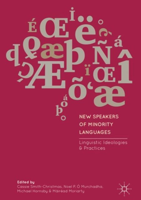 (ebook) New Speakers of Minority Languages