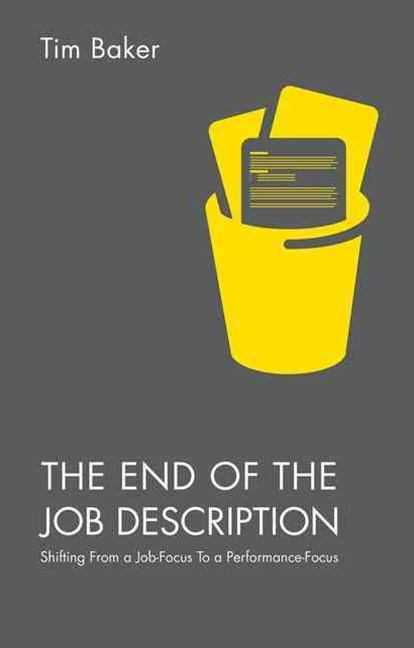 End of the Job Description