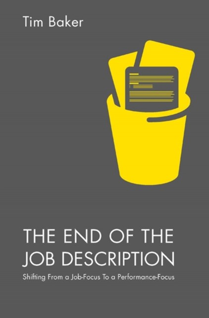 (ebook) End of the Job Description