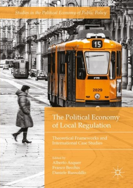 (ebook) Political Economy of Local Regulation