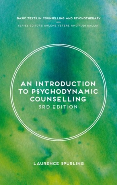 (ebook) Introduction to Psychodynamic Counselling
