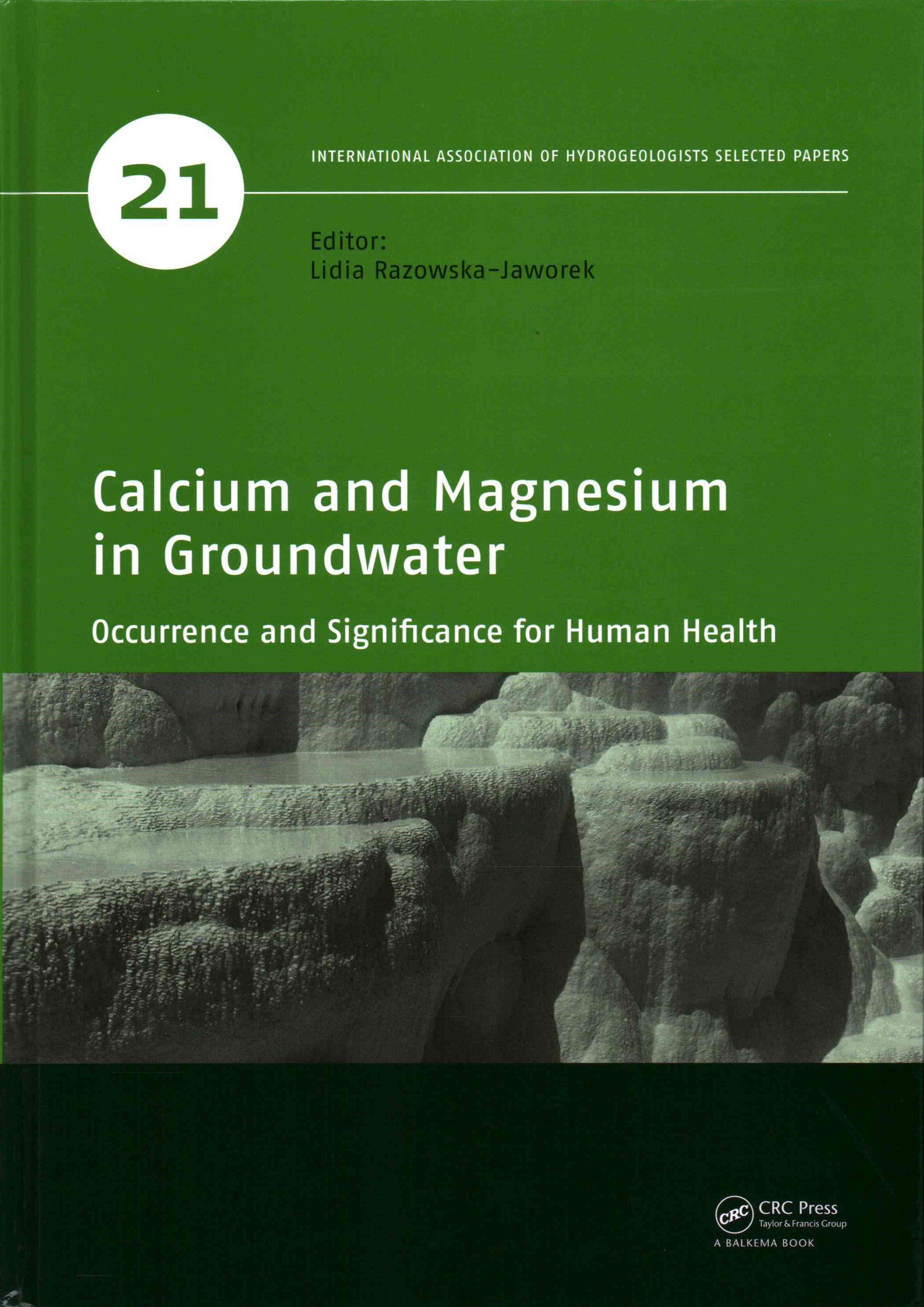 Calcium and Magnesium in Groundwater