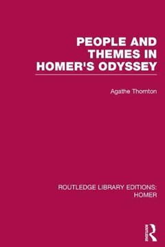 People and Themes in Homer